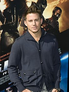 Paparazzi photos of sexy Hollywood actor Channing Tatum