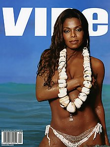 Pictures of Janet Jackson and her beautiful boobs and hot abs