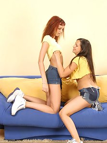 Best Friends Enjoyed Well Lesbian Sex Activity With Each Other