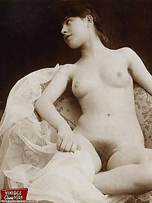 Dashing Vintage Ladies Expose Scene Compilation on Webcam