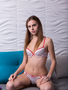 Small Tits Slim Babe Fucked by a Big Dildo in Solo