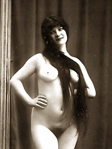 Several hairy vintage wifes showing their natural bodies