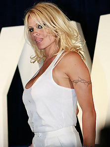 Hollywood actress Pamela Anderson is one of the hottest chick in the world