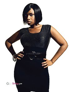 Various pics of the sexy and busty singer Jennifer Hudson