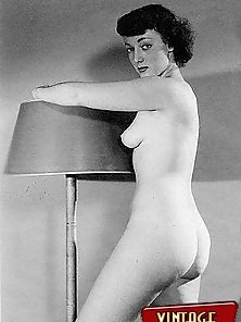 Vintage Babes Shows Their Nude Bodies in Many Positions