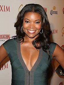 Red carpet and fashion pics of the very sexy Gabrielle Union