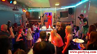 Sexiest Ladies and Their Partners Enjoy Sexual Party