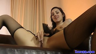 Glorious Babes Sucked Huge Prick in Threesome