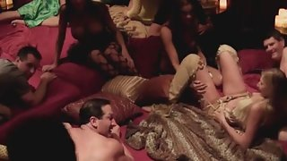 Alluring Whores slammed by Their Partners in Groupsex