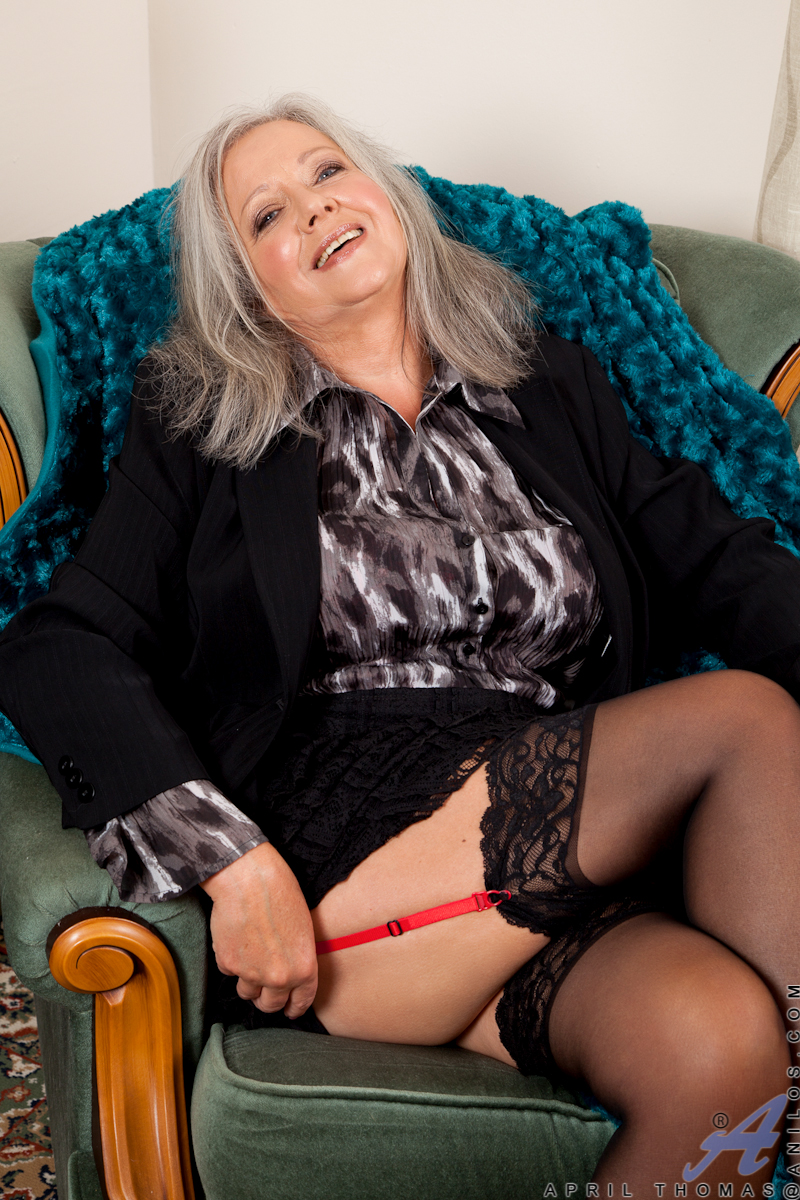 Porn mature businesswoman