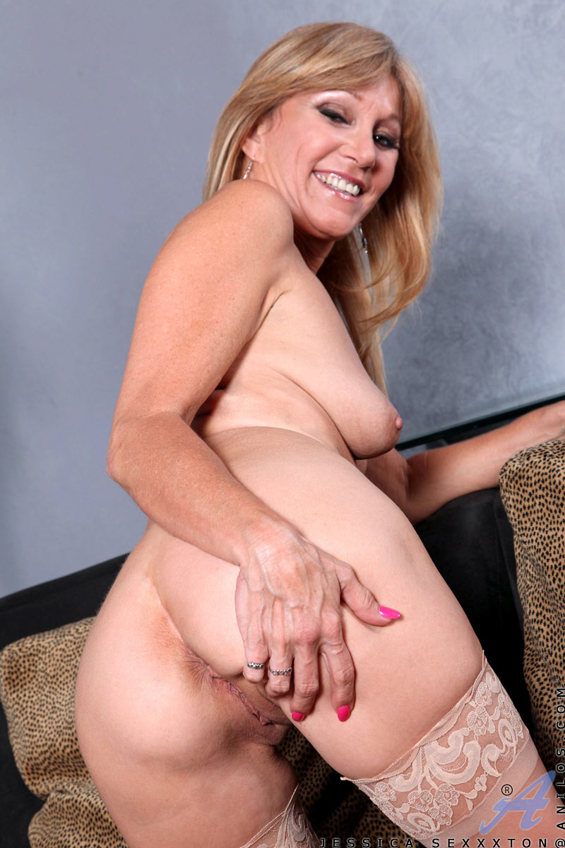 Sexy Mature Business Woman