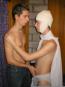 Man And Lusty Twink