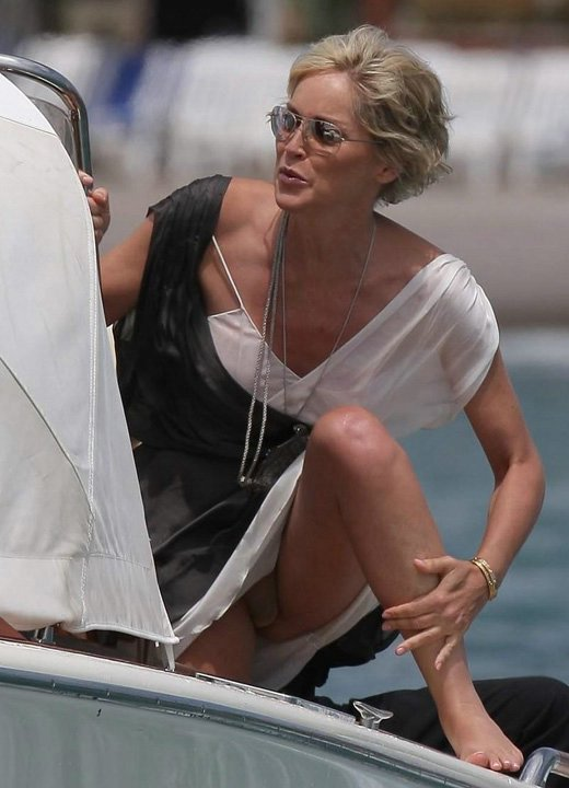 Thanks for sharon stone upskirt pics messages Where