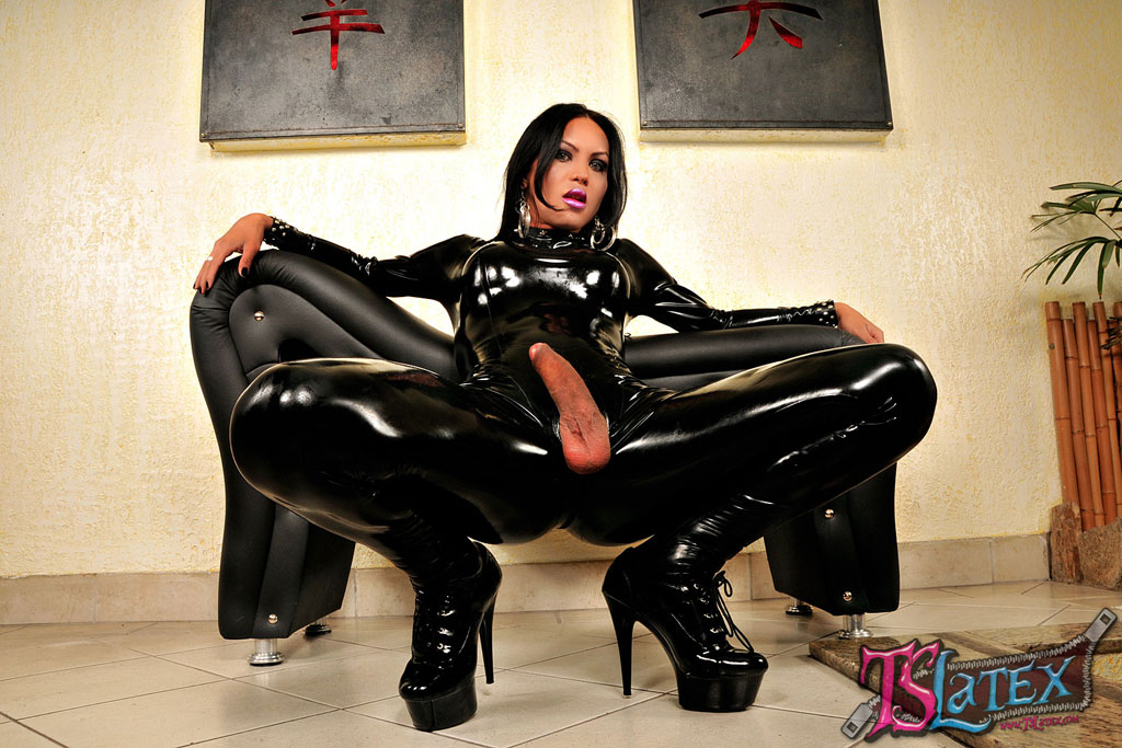 Certainly Full body latex nude models