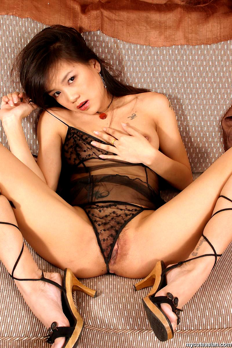 pussy Lingerie asian