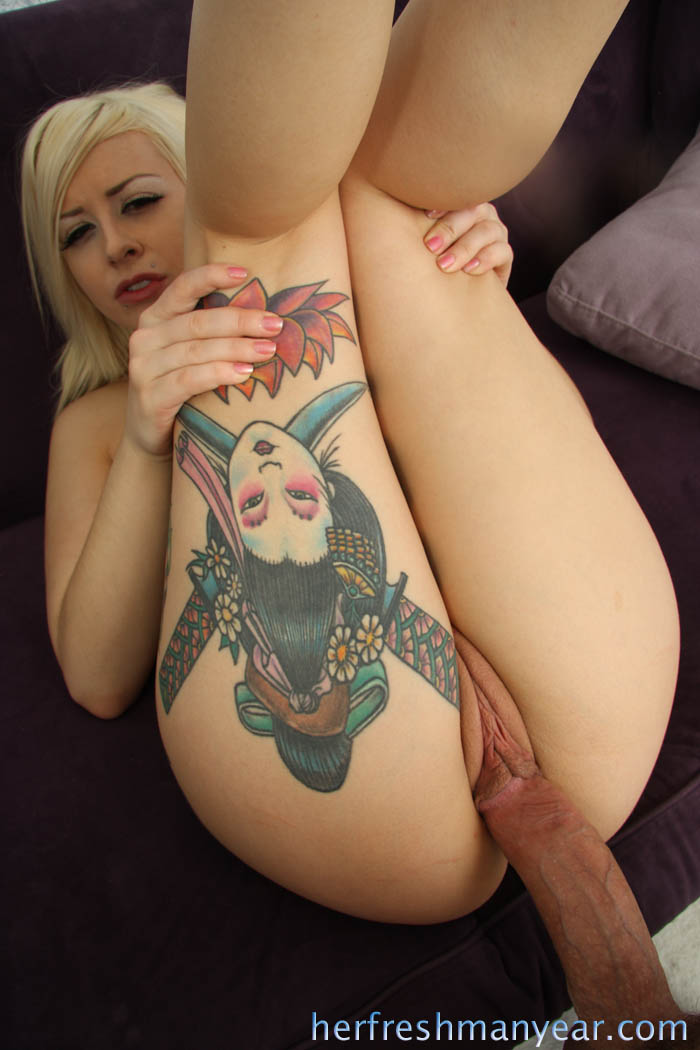 Tattooed Hotties Fuck