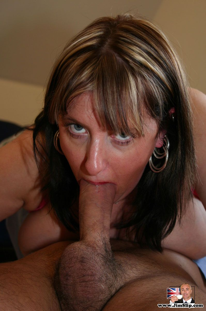 Real british mom porn