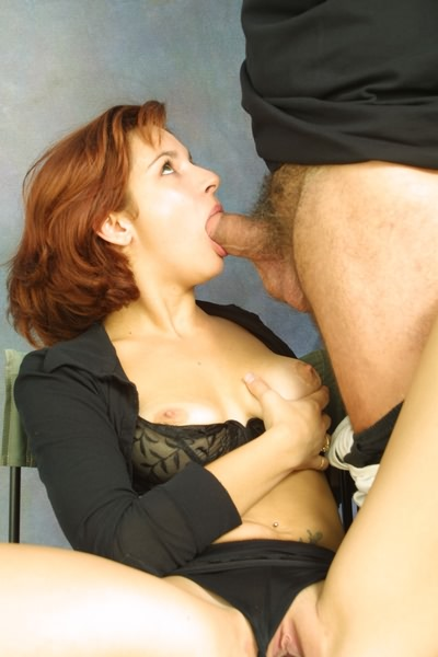 Wife Watches Husband Suck Cock