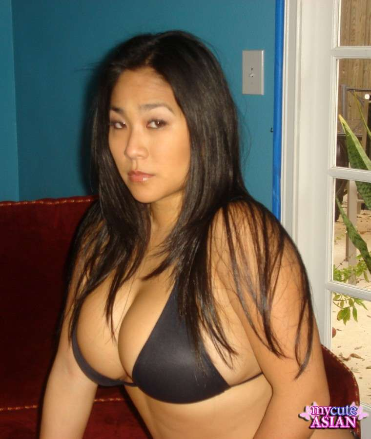 Busty plump black