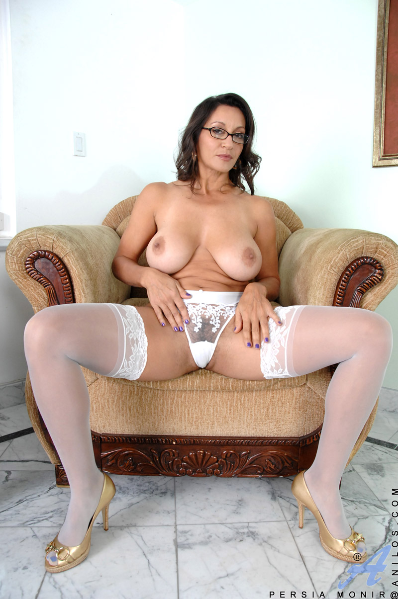Milf hairy pussy naked