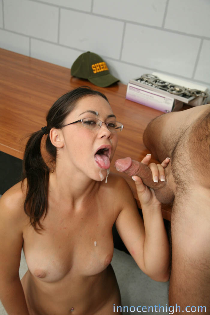 Blowjob Throbbing Cum Mouth
