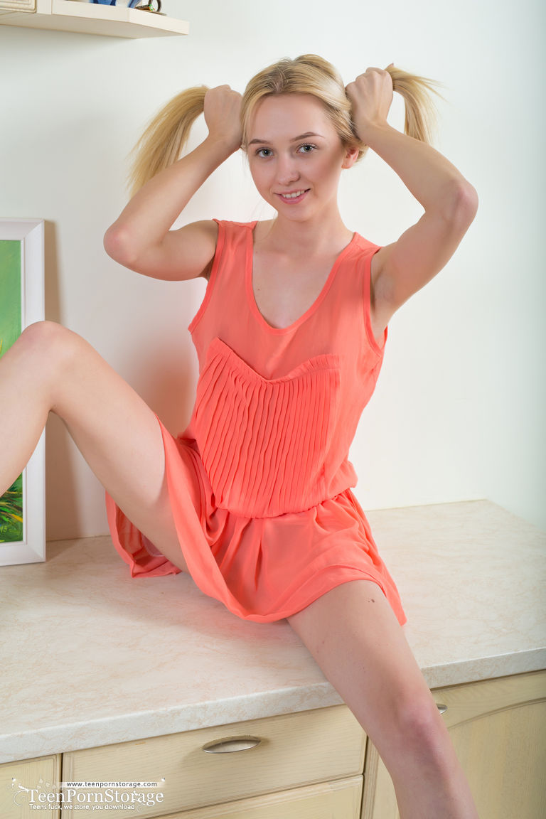 Father S Day Blonde Teen