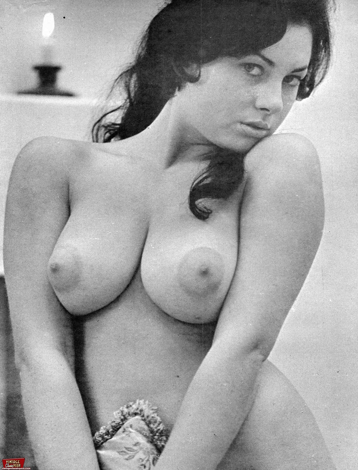Porn nudes vintage from