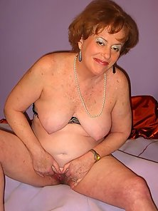 granny longing for a great fuck