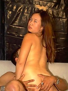 Chinese coed gets her tight asian pussy fuck
