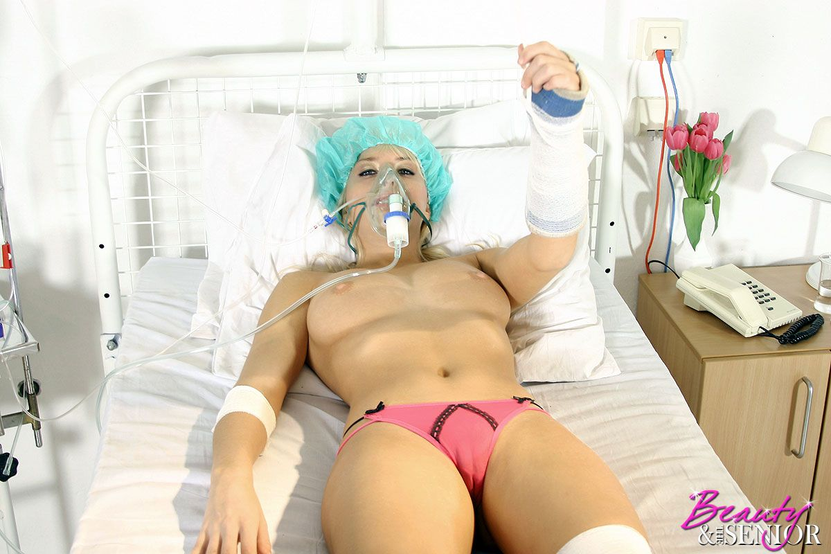 Gifs innocent painful anal