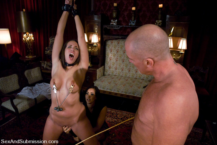 Milf Sex Slave Training