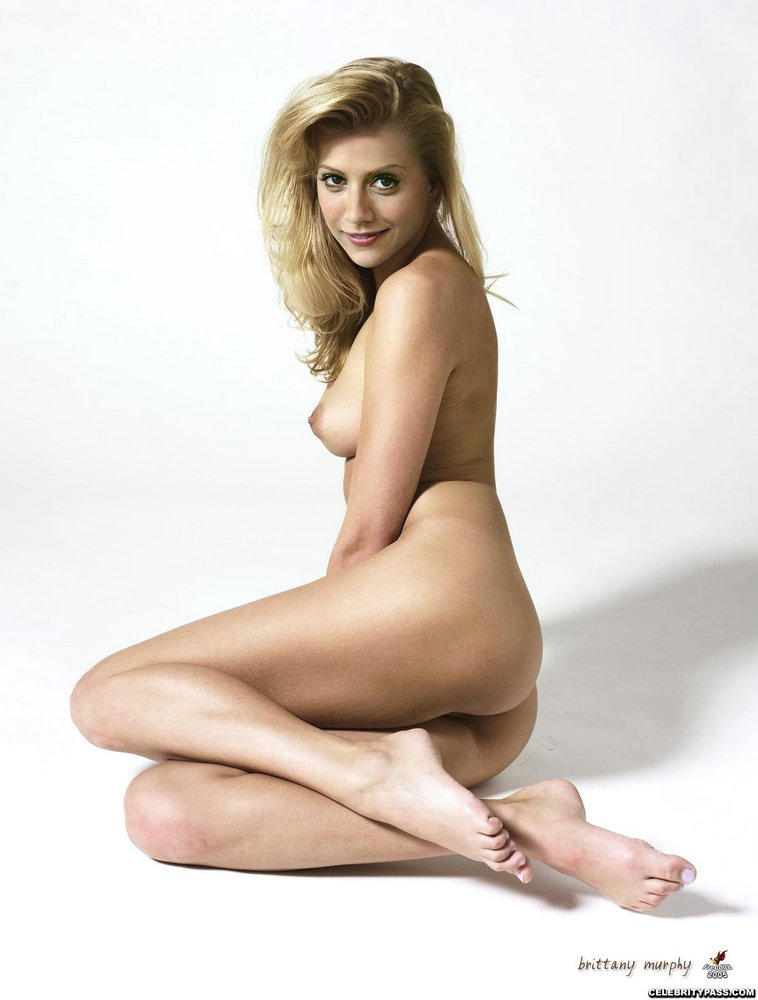 Brittany Murphy Nude, Naked