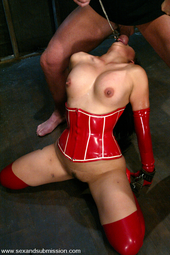 Mika tan bdsm video sex and submision