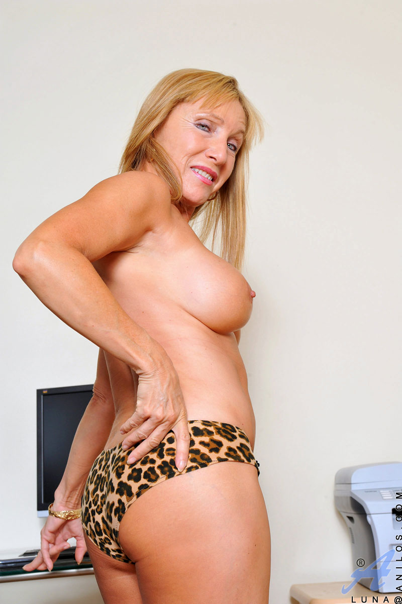 Blonde boss porn hot