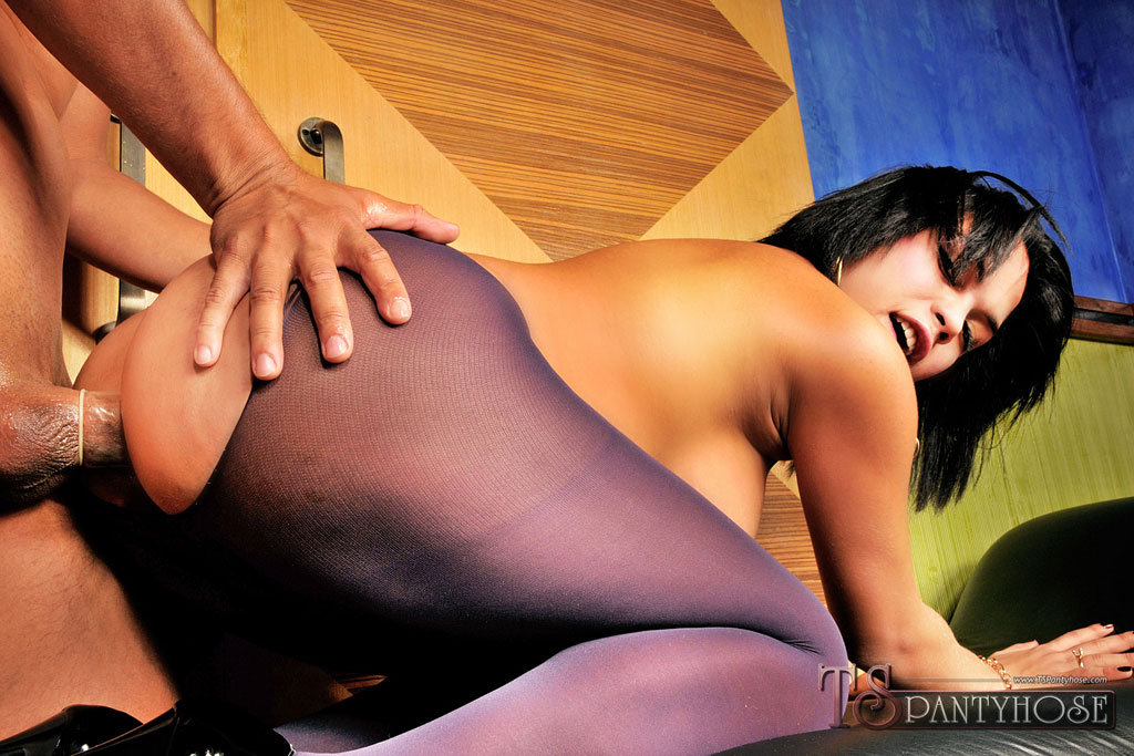 Bedroom shemale pantyhose pics much thing