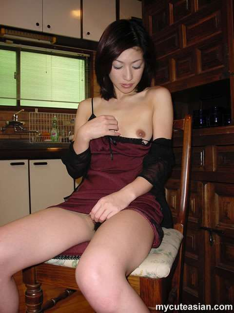Japanese sexy pussy mature