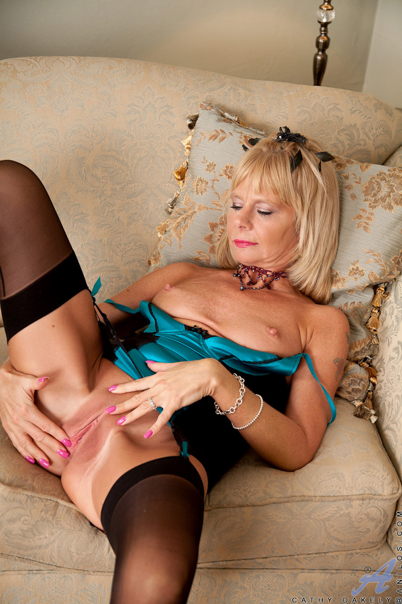Mature stockings sexy
