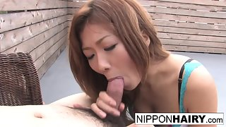Beautiful Lady Sucked Her Boyfriend Big Dick until Gets Out of Cum
