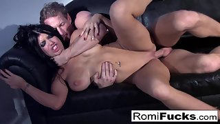 Big Boobs Babe Romi Rain Gets Fucked by Her Partner