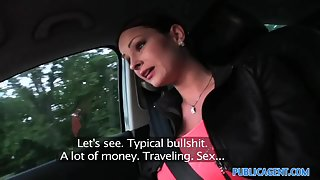Public Agent Real Life Pornstar Lets Me Record Sex On Cam